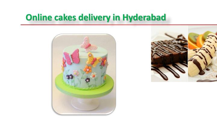 Online Cakes Delivery In Hyderabad