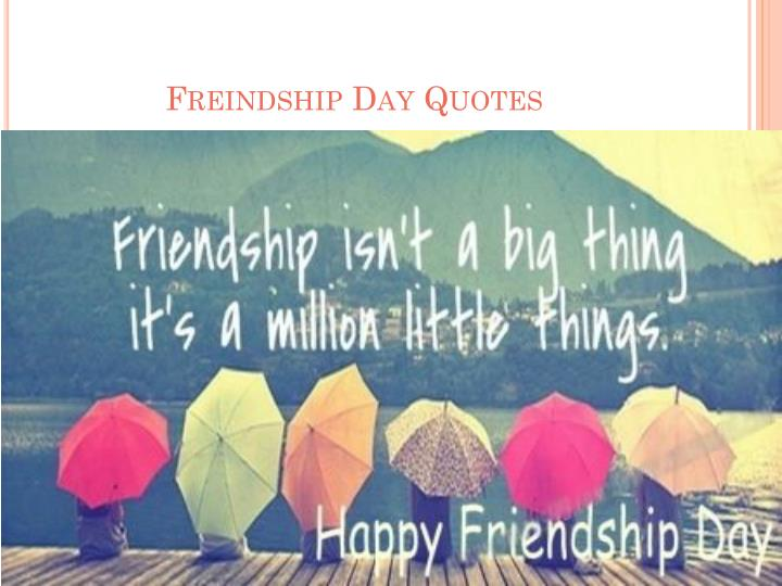 freindship day quotes n.