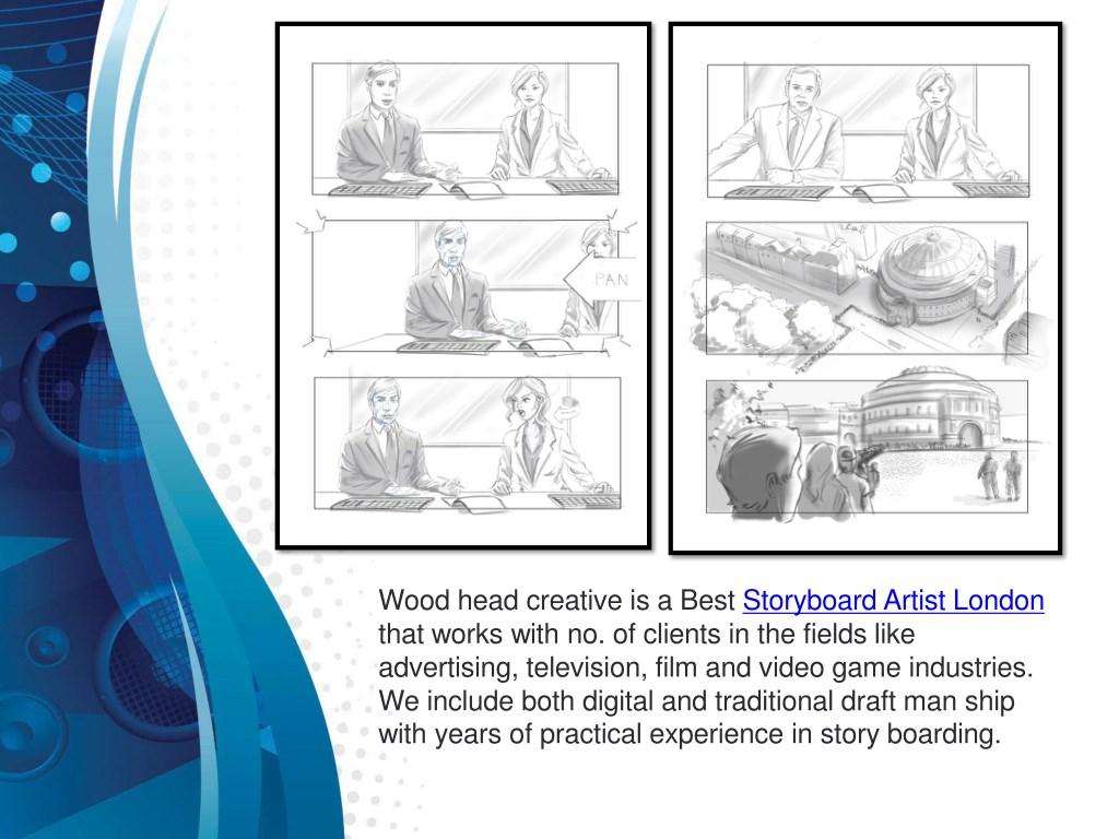 PPT - Amazing Storyboard Artist London- Contact Now
