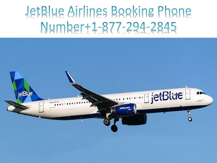 6973a366 PPT - JetBlue Airlines Booking| Reservation Phone Number PowerPoint ...