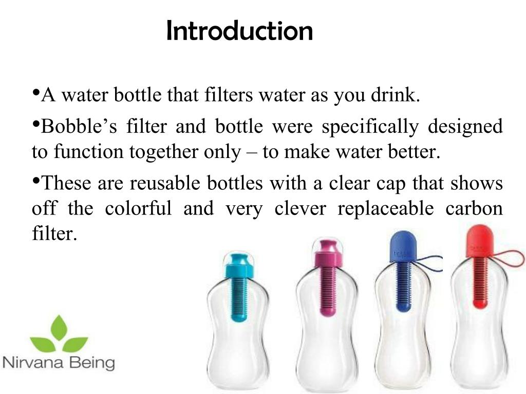 PPT - How To Choose Best Filter Water Bottle PowerPoint