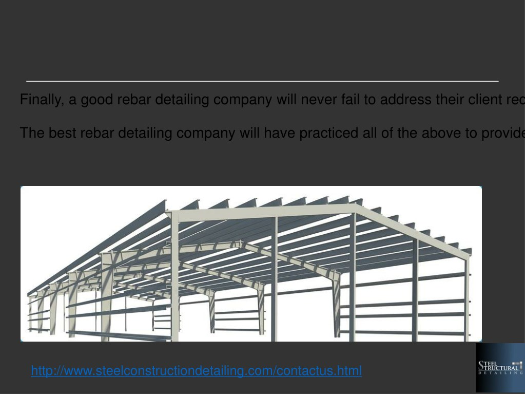 PPT - Quality Rebar Detailing: A Prerequisite for Reinforced