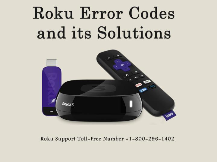 roku error codes and its solutions n.