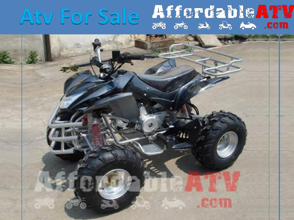 Atv For Sale Cheap >> Ppt Atv For Sale Powerpoint Presentation Id 7930776