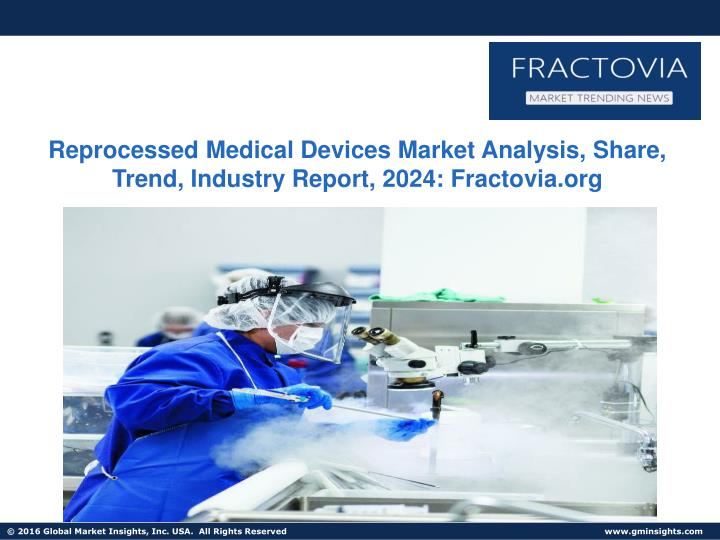 reprocessed medical devices market analysis share n.