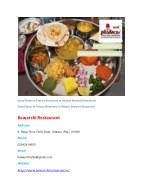 enjoy dinner at famous restaurant in udaipur 1