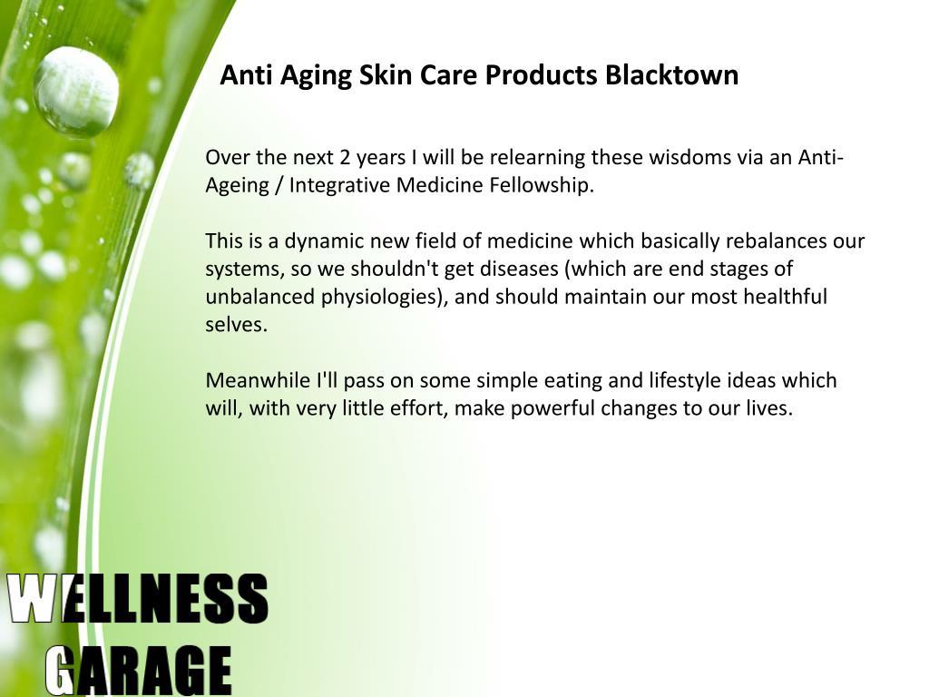 PPT - Cosmetic Medicine Blacktown PowerPoint Presentation