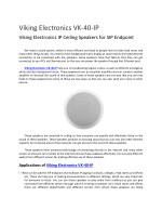 viking electronics vk 40 ip