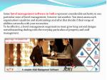 some hotel management software in india represent