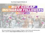 buy cheap instagram followers uk 2