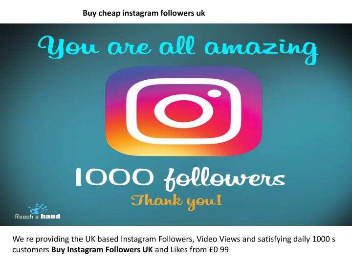 buy cheap instagram followers uk n.