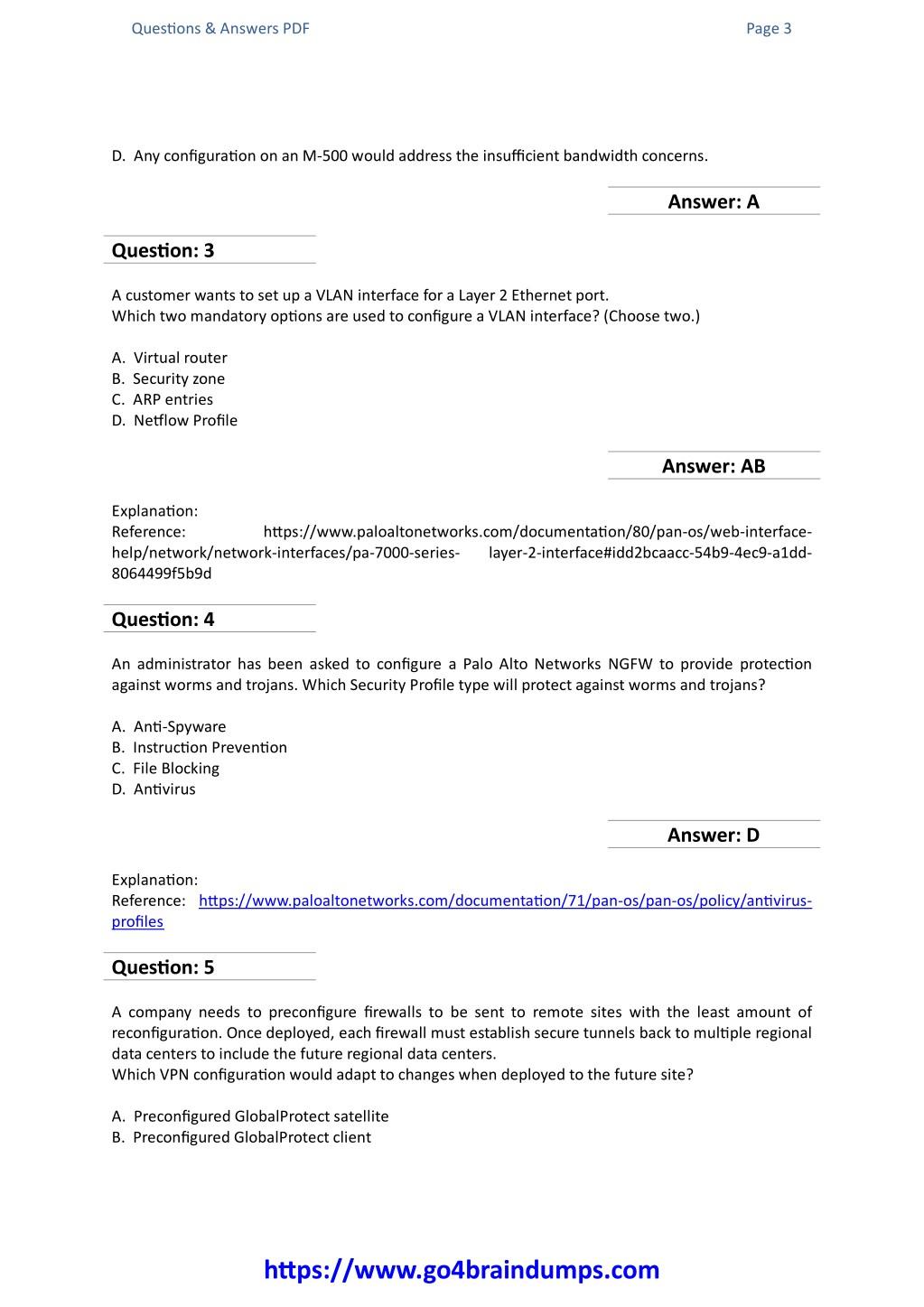 PPT - Paloalto Networks PCNSE Exam Dumps PDF Updated 2018 PowerPoint