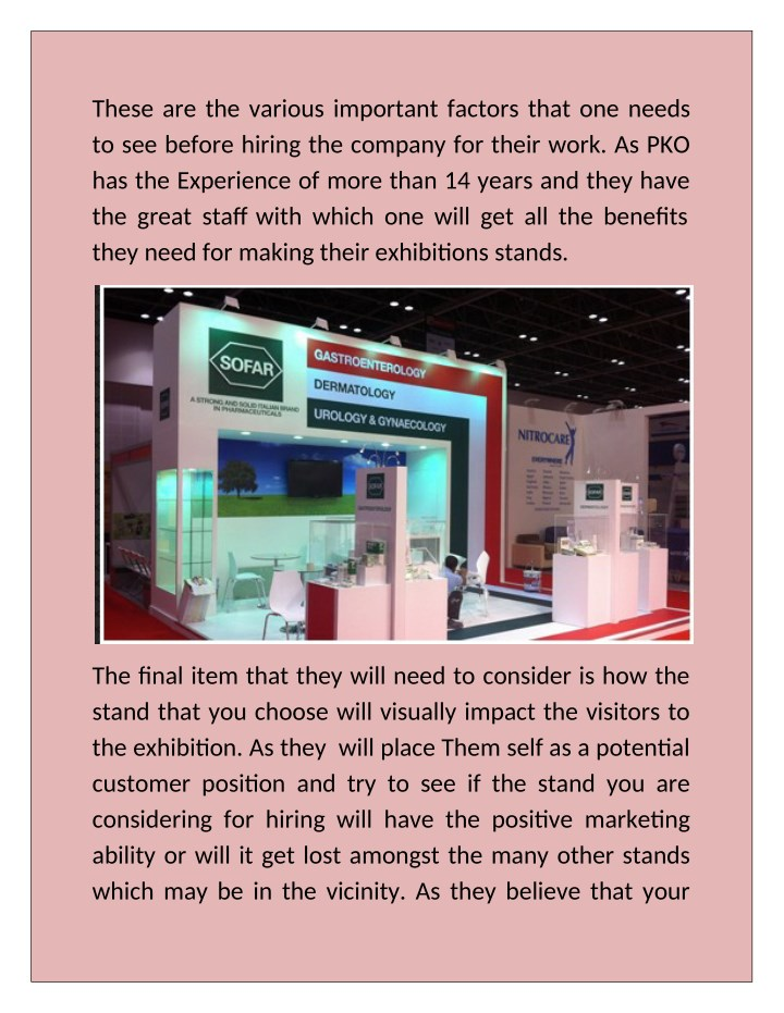 Pko Exhibition Stand Designers And Builders : Ppt best exhibition booth construction in dubai powerpoint