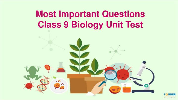 PPT - Cbse class 9 biology important questions PowerPoint