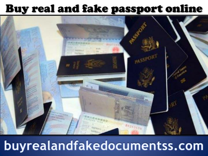 buy real and fake passport online n.