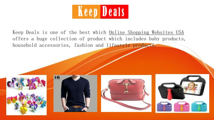 keep deals is one of the best which o nline n.