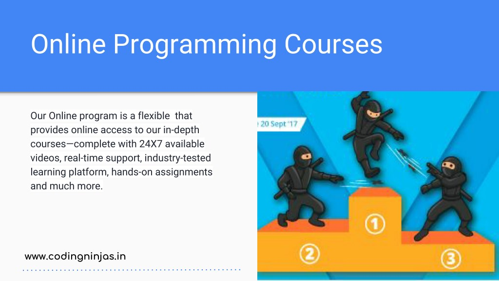 PPT - Best Free Coding Courses online / offline - Be the Coding