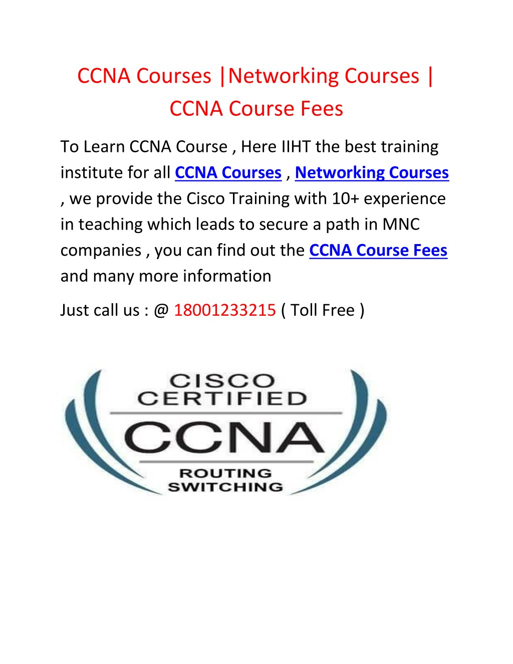 Ccna full course ppt