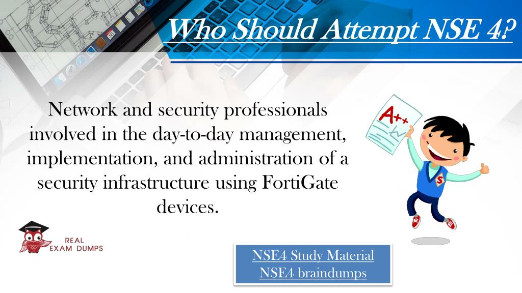PPT - Get Fortinet NSE4 Actual Tests - NSE4 Actual Dumps PDF