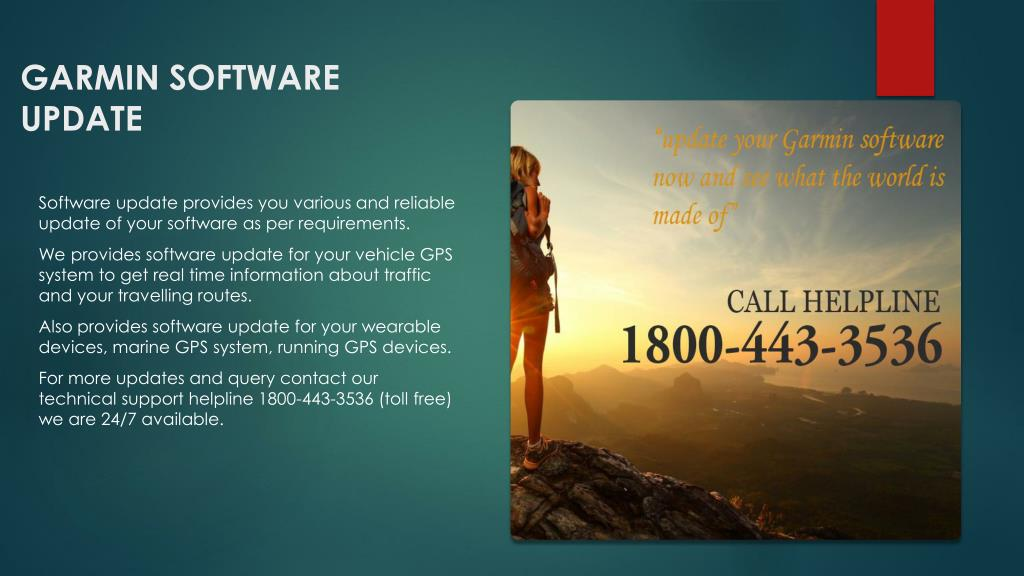 PPT - Garmin maps and software updates PowerPoint