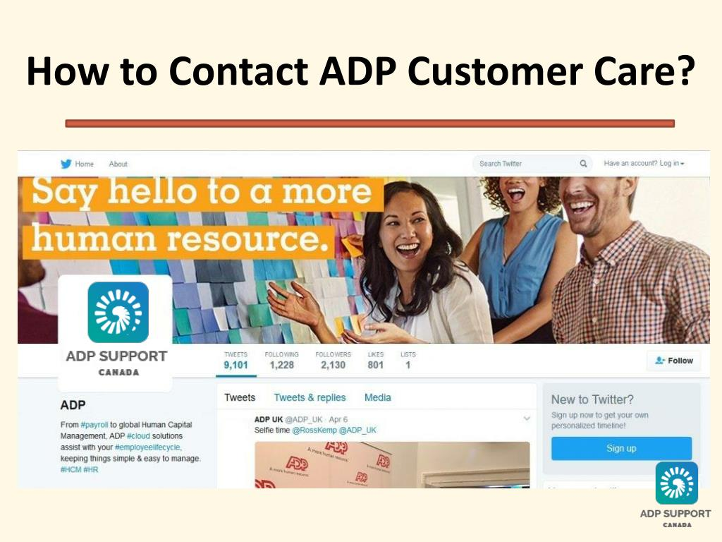 PPT - How to Contact ADP Customer Care? PowerPoint Presentation - ID