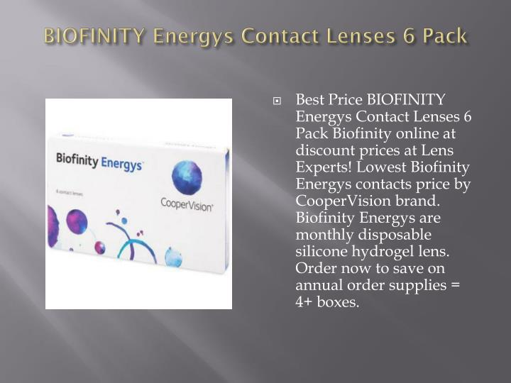 ppt biofinity contact lens powerpoint presentation id 7946120