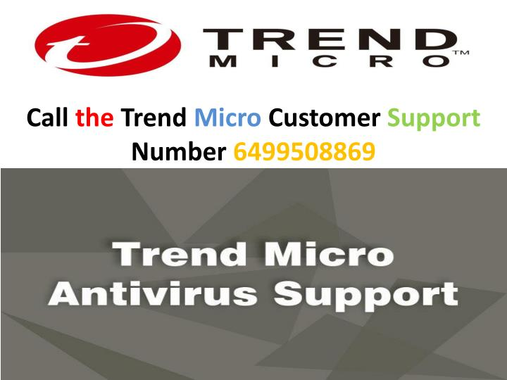 call the trend micro customer support number n.