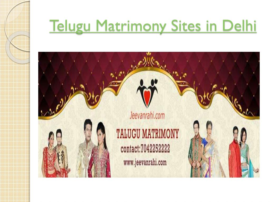 PPT - Indian Matrimonial sites in Delhi PowerPoint Presentation - ID