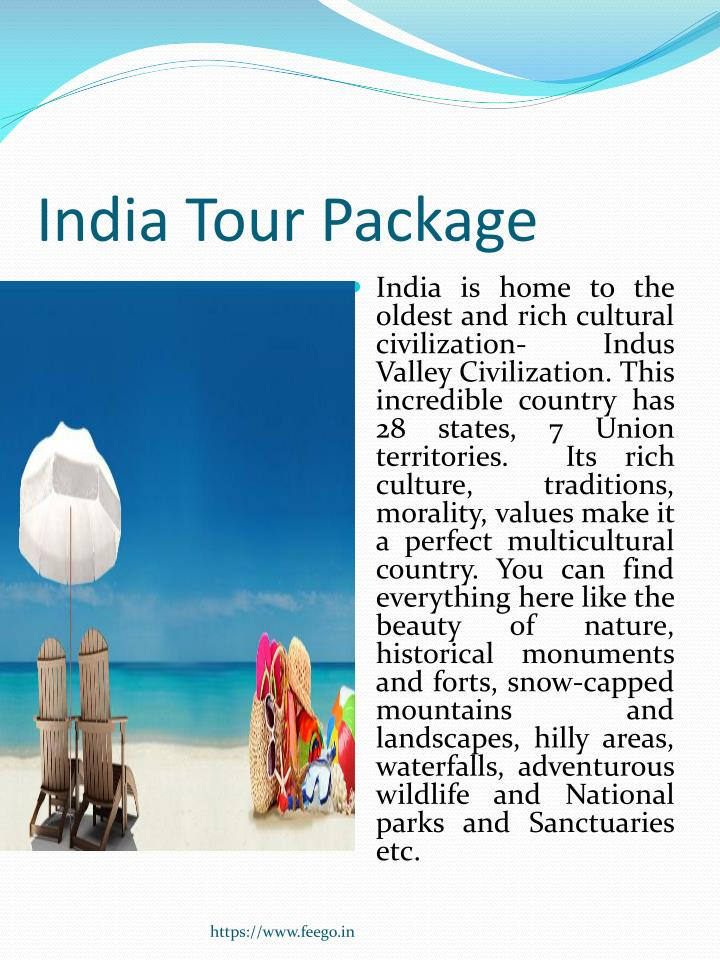 PPT - India Tour Package PowerPoint Presentation - ID:7946912