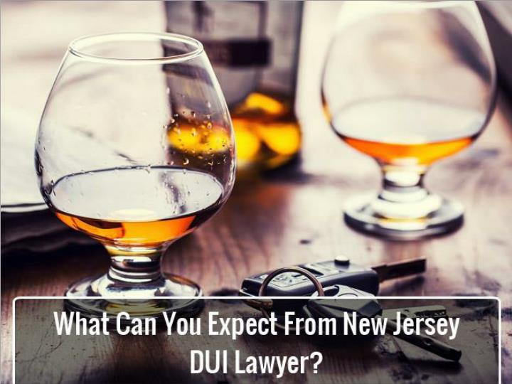 what can you expect from new jersey dui lawyers n.