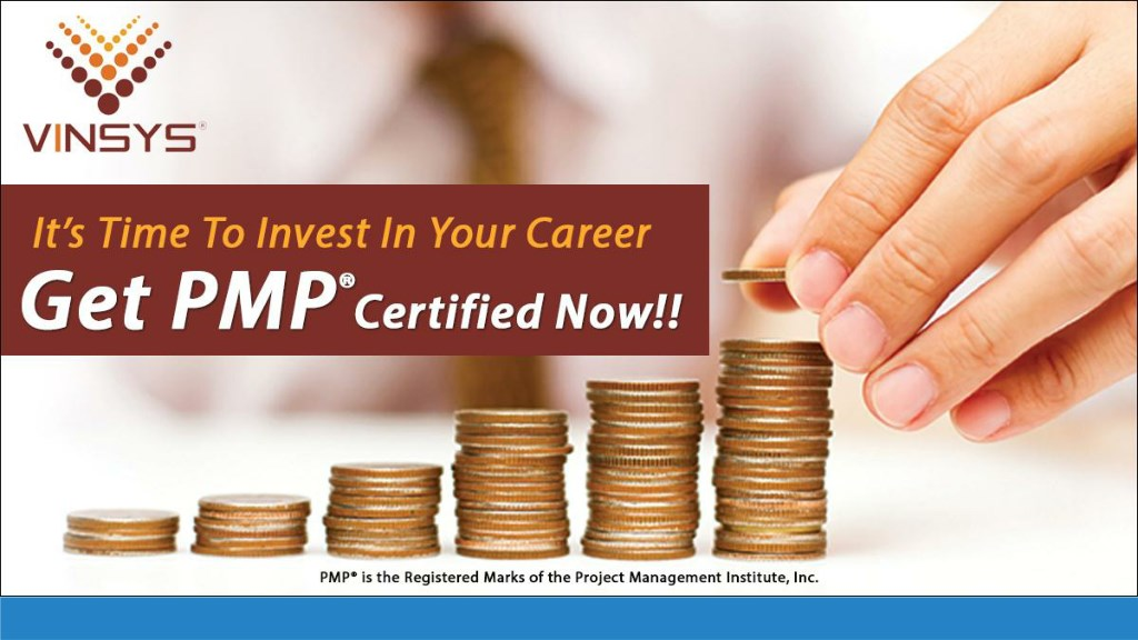 Ppt Pmp Certification Training Course Hyderabad Vinsys