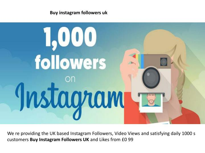 Buy Instagram Followers And Likes Cheap