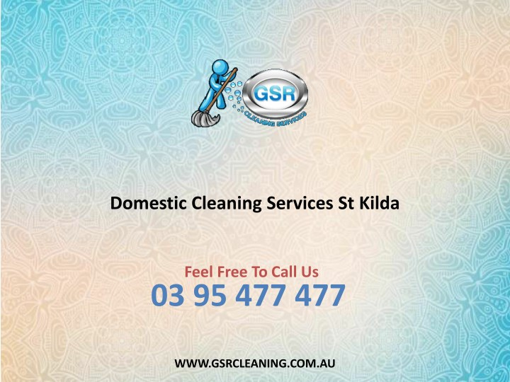 domestic cleaning services st kilda n.