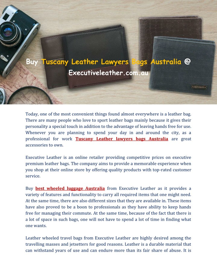 buy tuscany leather lawyers bags australia n.