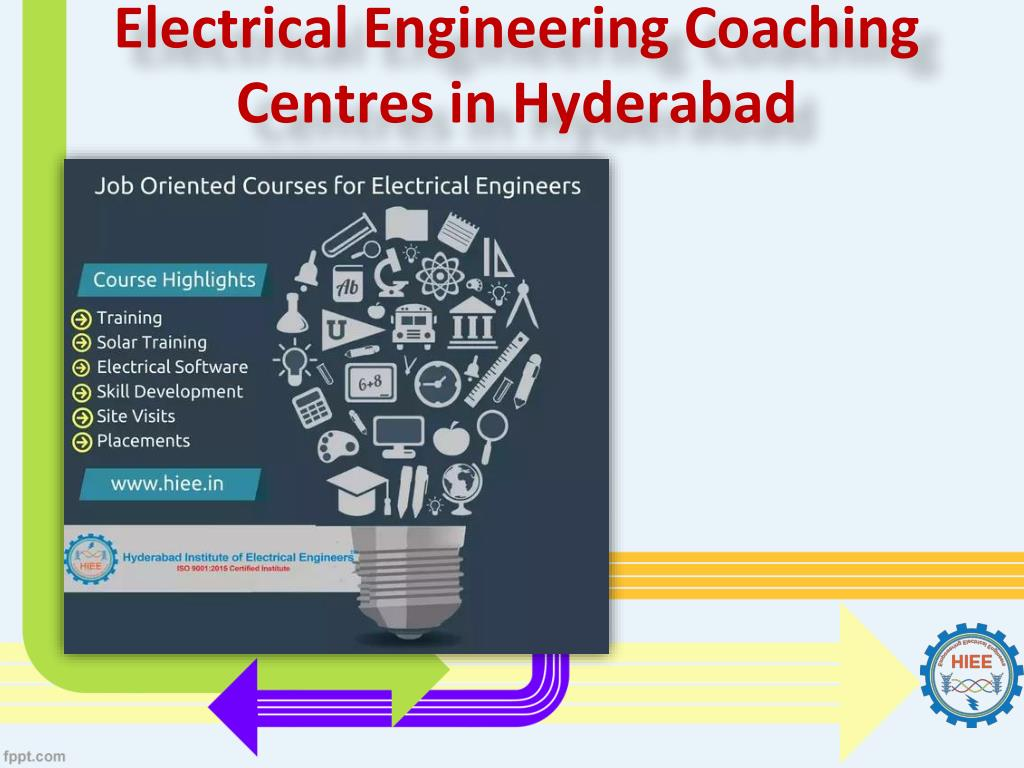 Ppt Electrical Engineering Courses In Hyderabad Best Institutes For Electrical Design Course In Hyderabad A Hiee Powerpoint Presentation Id 7955090