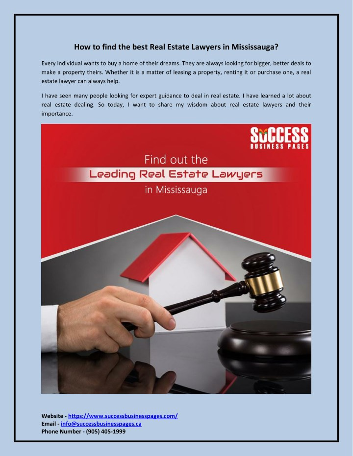 how to find the best real estate lawyers n.