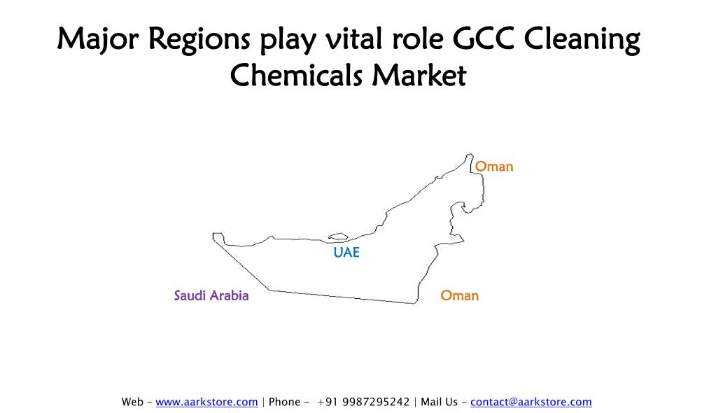 PPT - GCC Cleaning Chemicals Market size , Share & Cleaning