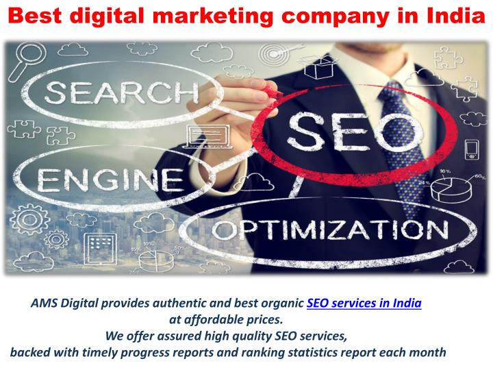 PPT - Best Digital Marketing Company in India PowerPoint