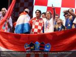 croatia coach zlatko dalic and luka modric