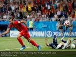 belgium s nacer chadli celebrates scoring their