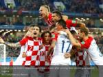 croatia s luka modric celebrates with team mates