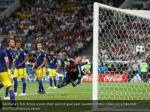 germany s toni kroos scores their second goal