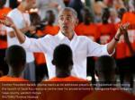 former president barack obama reacts