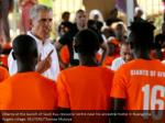 obama at the launch of sauti kuu resource centre