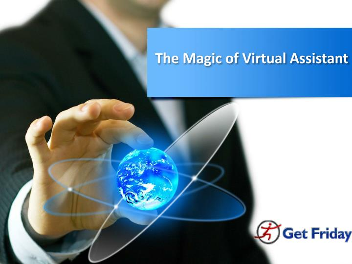 the magic of virtual assistant n.