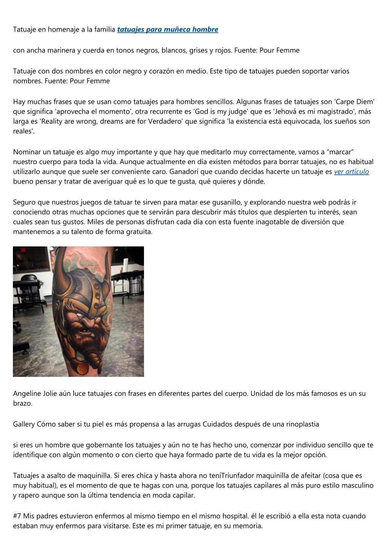 Ppt Una Revisiã³n De Tatuajes Para Hombres Hombro Y Brazo
