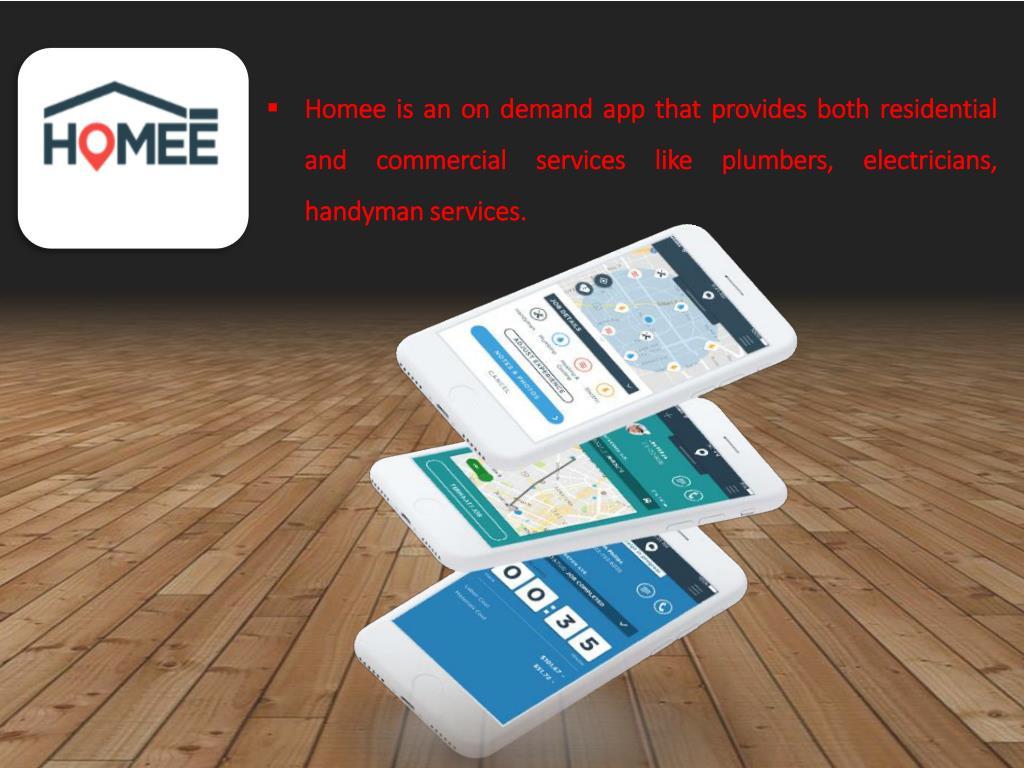 PPT - Top 5 On Demand Handyman App PowerPoint Presentation