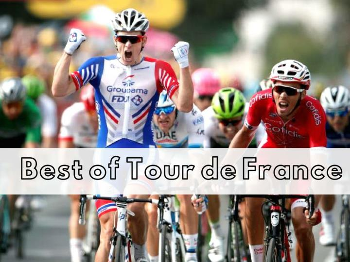 best of tour de france n.