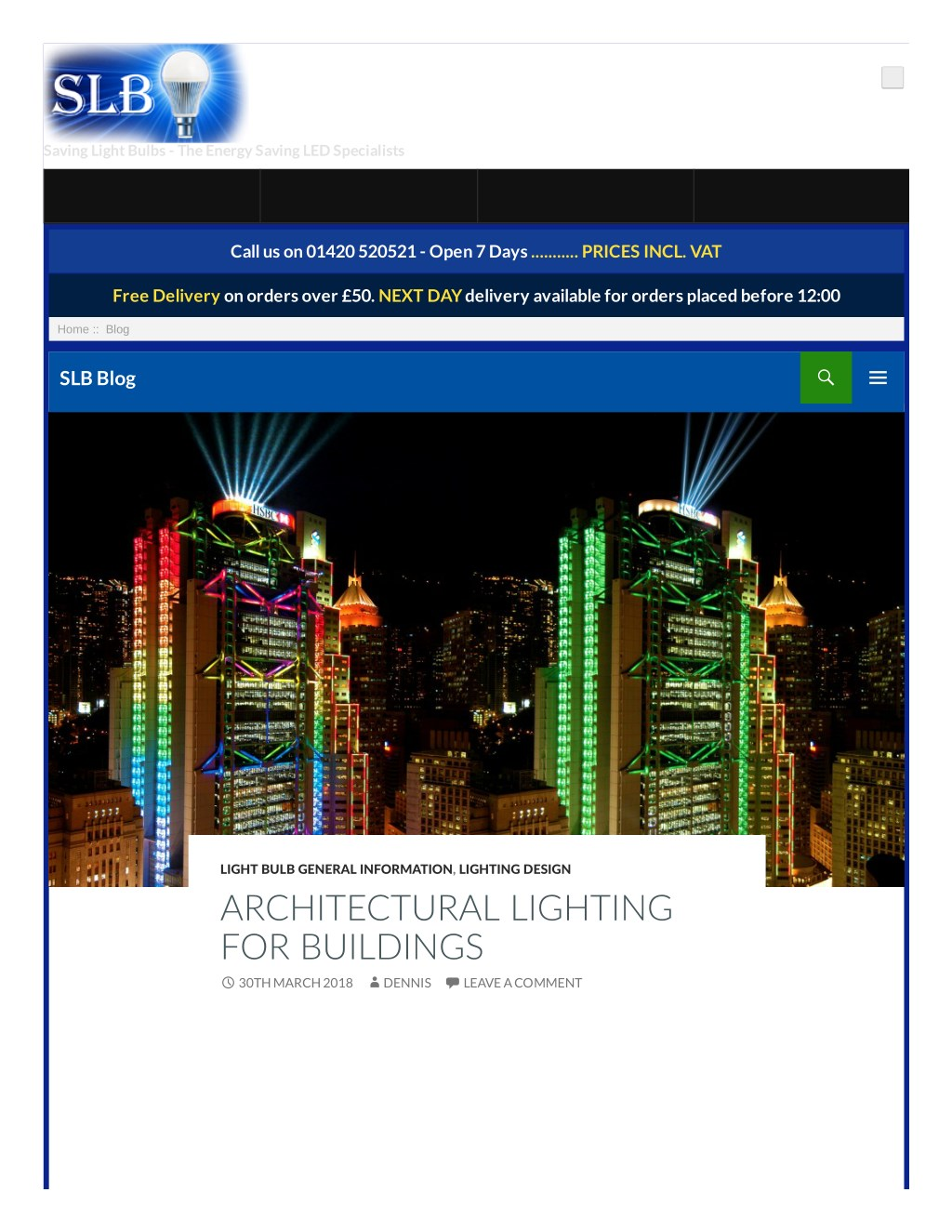 Ppt Architectural Lighting For