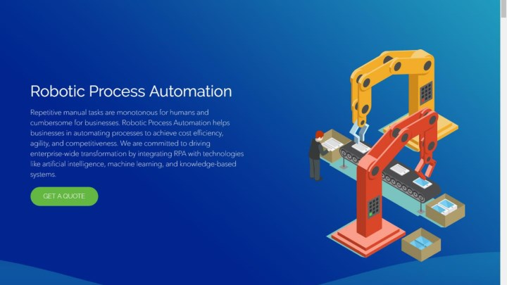 PPT - Robotic Process Automation (RPA) Company Hire RPA